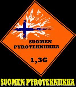Logo Suomen Pyrotekniikka LOGO 2